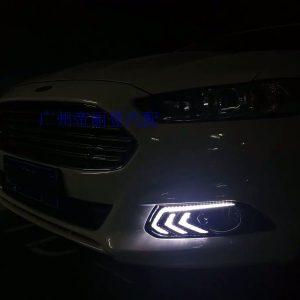 дневные ходовые огни Ford Mondeo