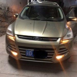 Дневные ходовые огни Ford Kuga