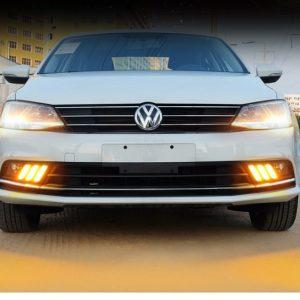 ходовые огни Volkswagen Jetta