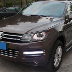дневные ходовые огни Volkswagen Touareg