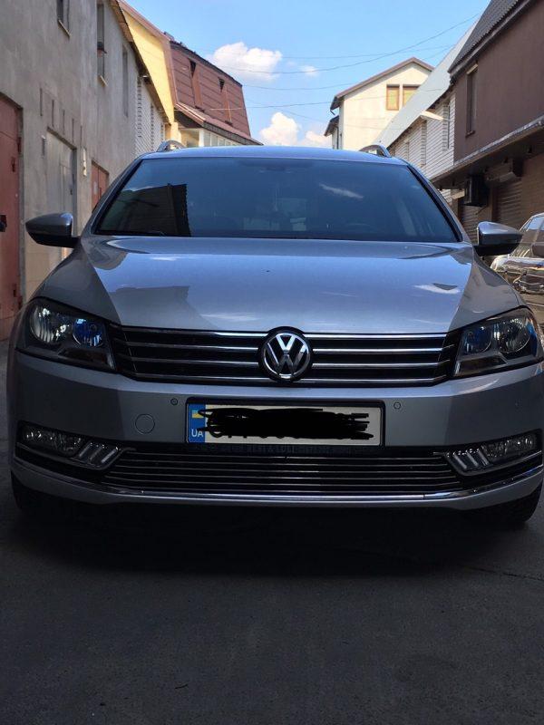 дневные ходовые огни Volkswagen Passat B7