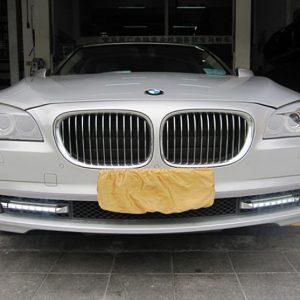 дневные ходовые огни BMW 7