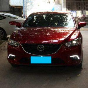 дневные ходовые огни Mazda