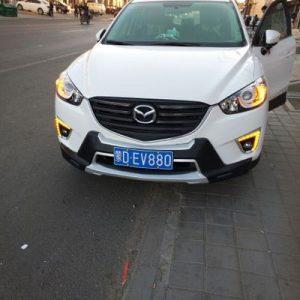 дневные ходовые огни Mazda CX5