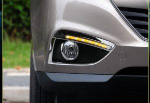 дневные ходовые огни Hyundai IX 35