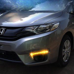 дневные ходовые огни Honda Fit