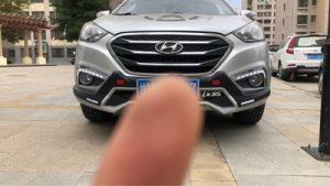 ходовые огни Hyundai IX 35