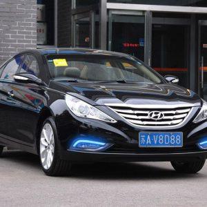 дневные ходовые огни Hyundai Sonata