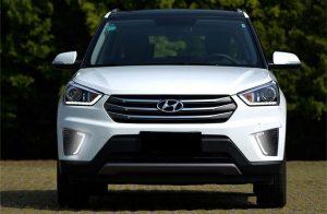 дневные ходовые огни Hyundai Creta