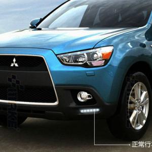 дневные ходовые огни Mitsubishi ASX