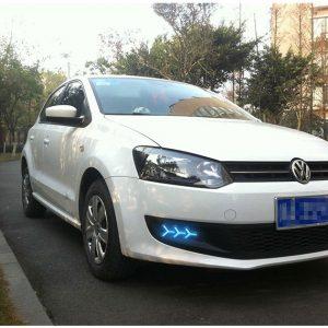 ходовые огни Volkswagen Polo