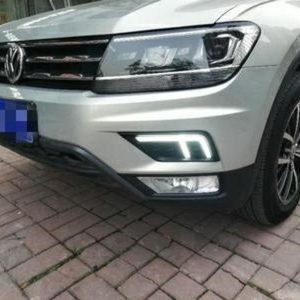 дневные ходовые огни Volkswagen Tiguan