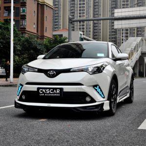 дневные ходовые огни Toyota C-HR