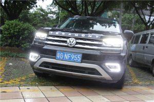 дневные ходовые огни Volkswagen Atlas