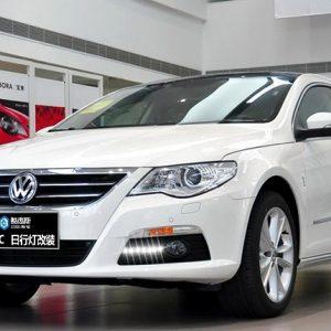 дневные ходовые огни Volkswagen Passat CC