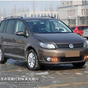 дневные ходовые огни Volkswagen Touran