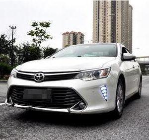 дневные ходовые огни Toyota Camry