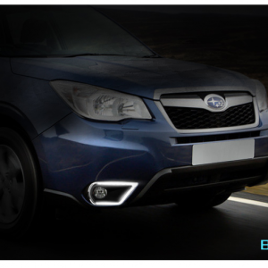 дневные ходовые огни Subaru Forester