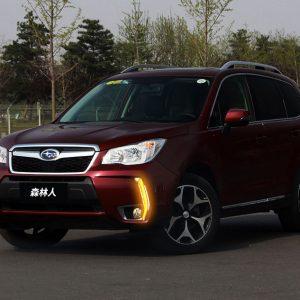 дневные ходовые огни Subaru