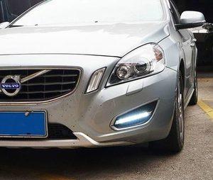 дневные ходовые огни Volvo s60/v60