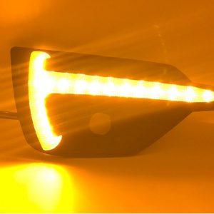 дневные ходовые огни Nissan Qashqai