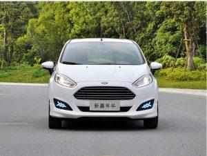 Дневные ходовые огни Ford Fiesta
