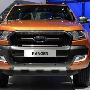 Дневные ходовые огни Ford Ranger