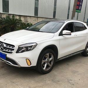Дневные ходовые огни Mercedes GLA CLA
